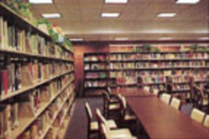 Vidya Niketan-Library