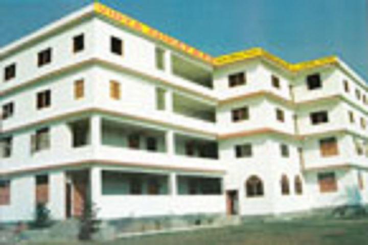 Vidya Niketan-School Building