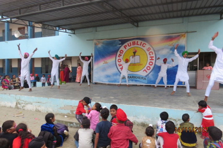 Oxford Public School-Childrens Day Celebration