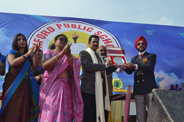 Oxford Public School-Inauguration Function