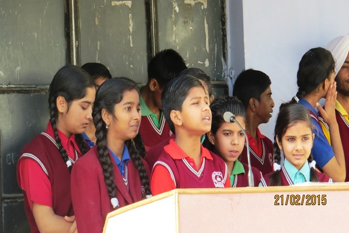 Oxford Public School-Matribhasa Diwas