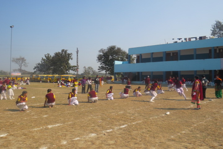Oxford Public School-Sports day