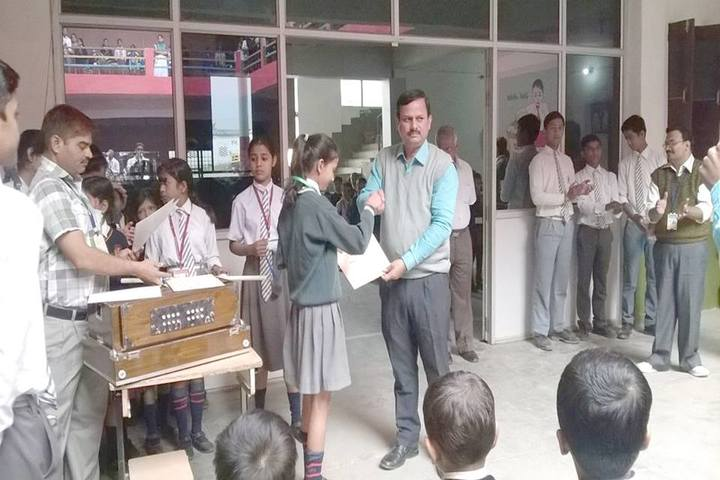 Oxford Public School-Prize Distribution