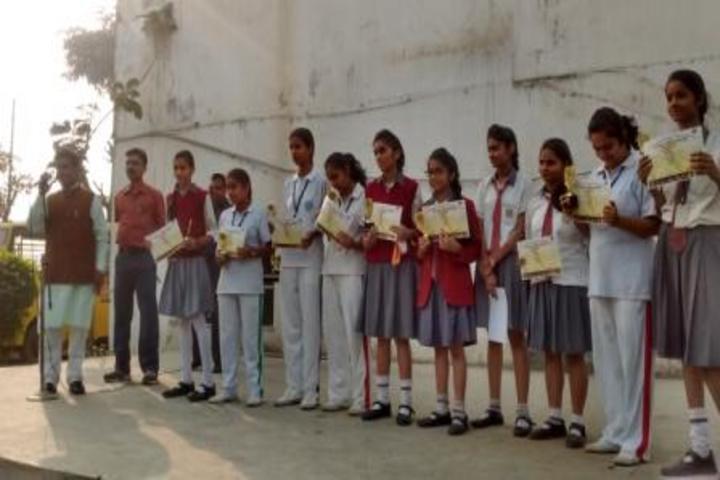 Vidya Niketan Girl High School-Achievements