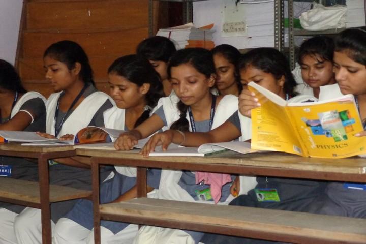 Vidya Niketan Girl High School-Classroom