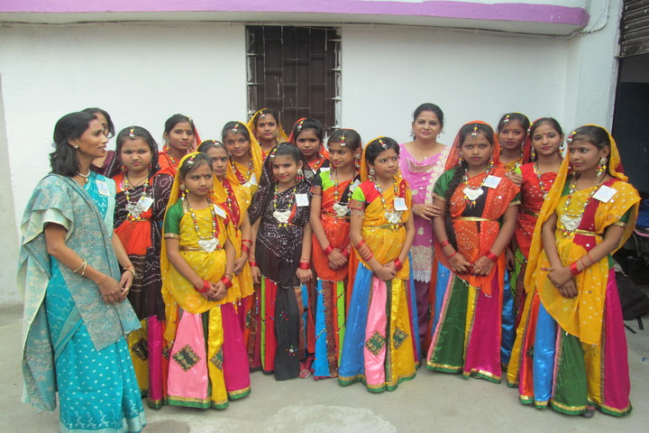 Vidya Niketan Girl High School-Cultural Fest