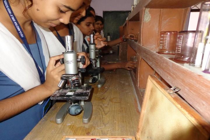 Vidya Niketan Girl High School-Physics Lab