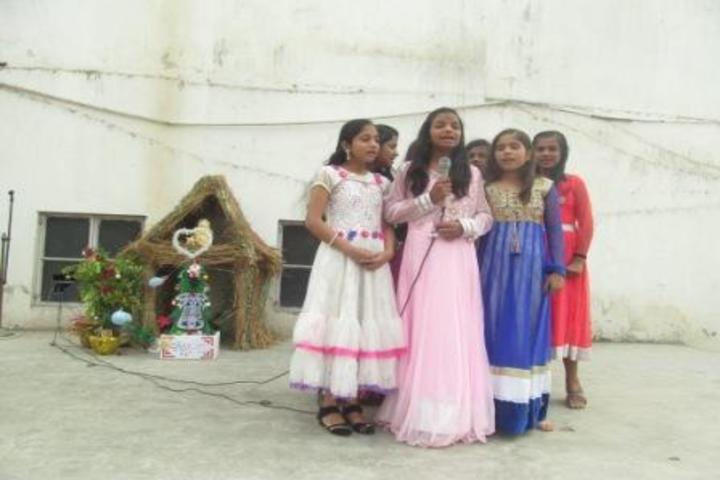Vidya Niketan Girl High School-Singing Competition