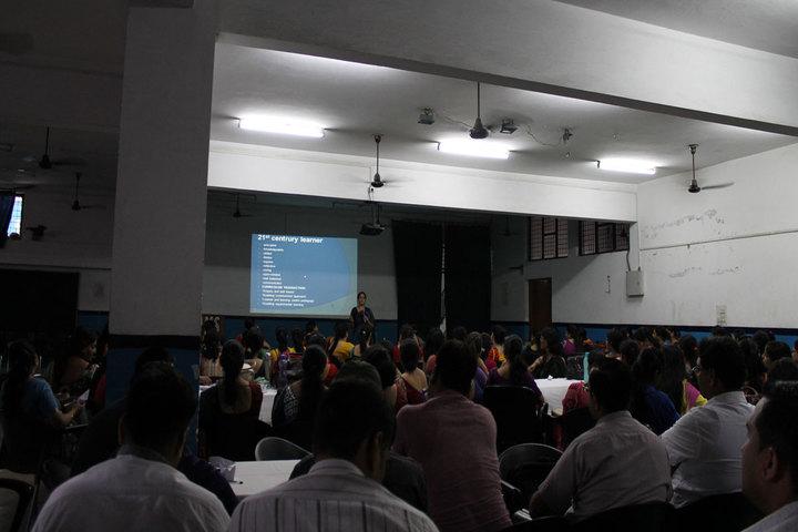 P M S Public School-Auditorium
