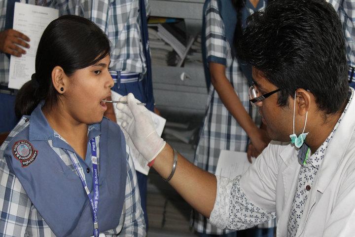 P M S Public School-Medical Facility