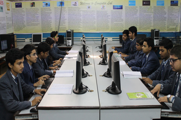 P M S Public School-Computer Lab