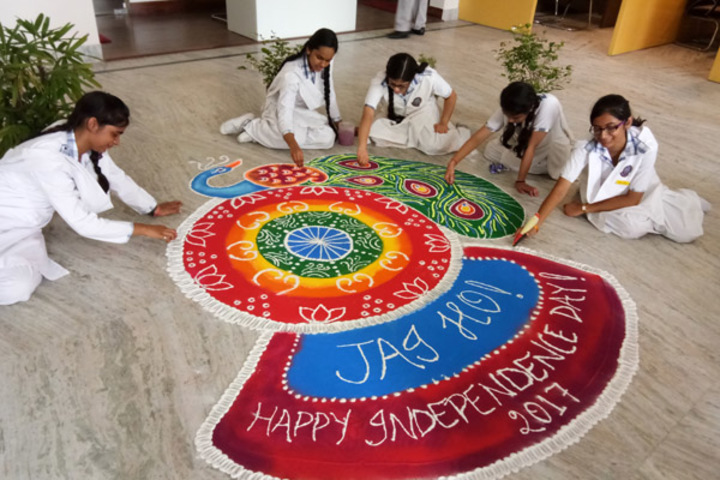 P M S Public School-Independence Day Celebrations