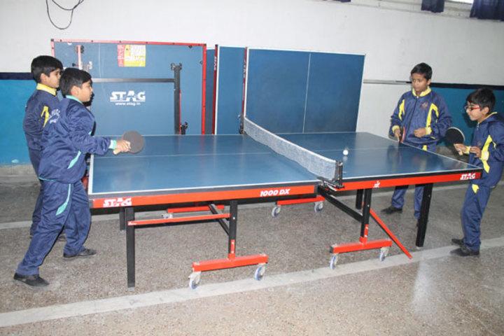 P M S Public School-Indoor Games