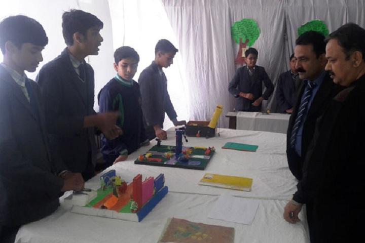 P M S Public School-Science Exhibition