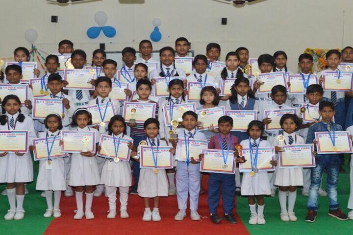 P D Public School - Award
