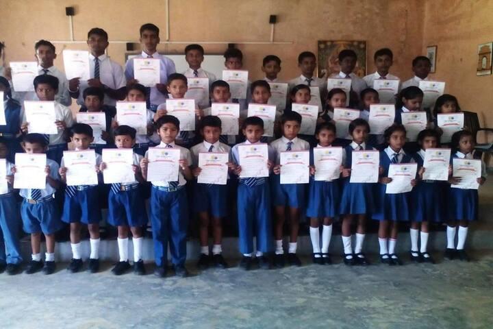 P D Public School - Certification