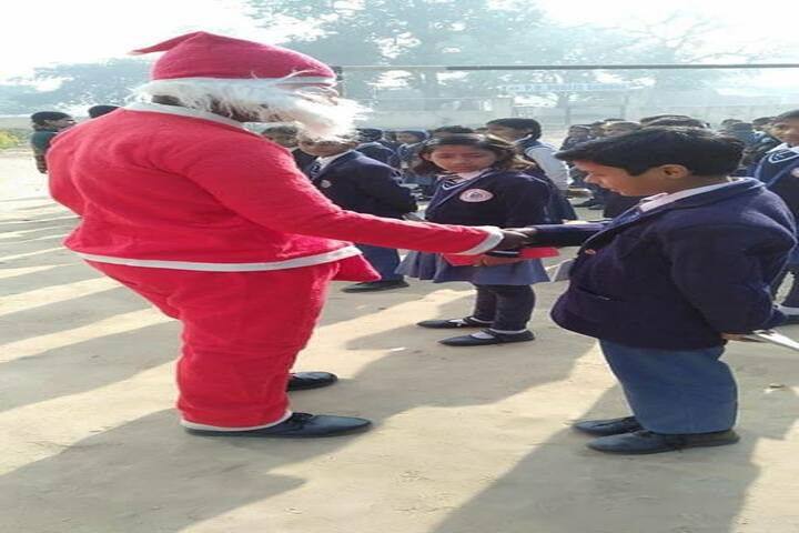 P D Public School - Christmas day