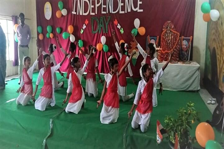 P D Public School - Dance