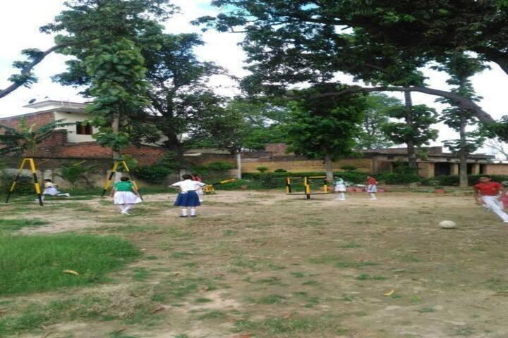 P D Public School - Games