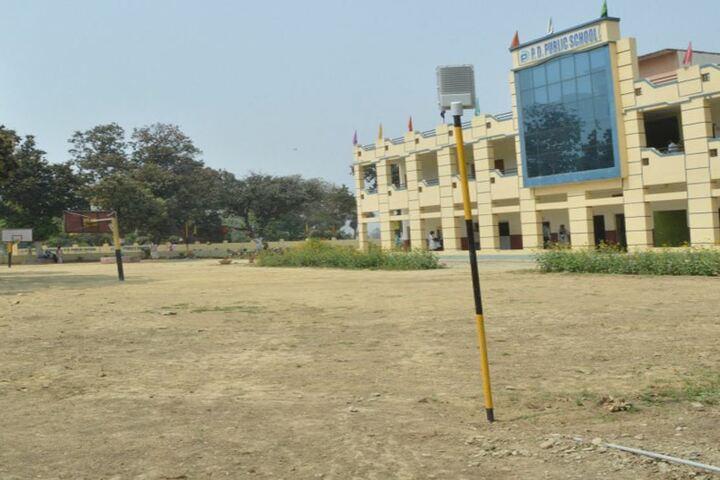 P D Public School - Ground