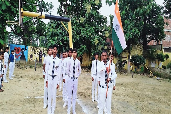 P D Public School - Independence day