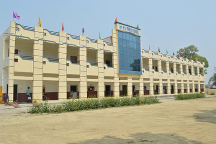 P D Public School - School building