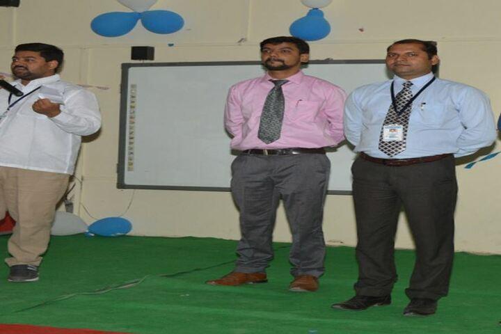 P D Public School - Speech