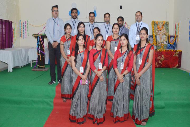 P D Public School - Staff