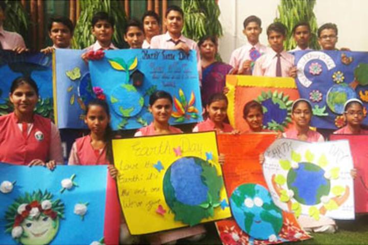 P G M International School-Art and Craft