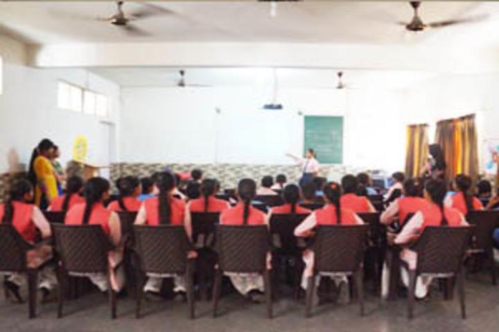 P G M International School-Smart Class