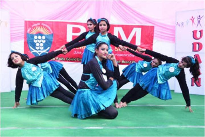 P G M International School-Dance