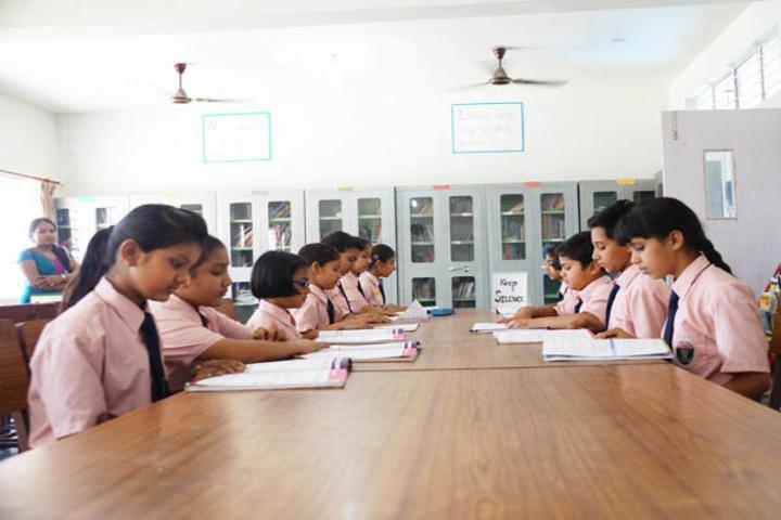 P G M International School-Library