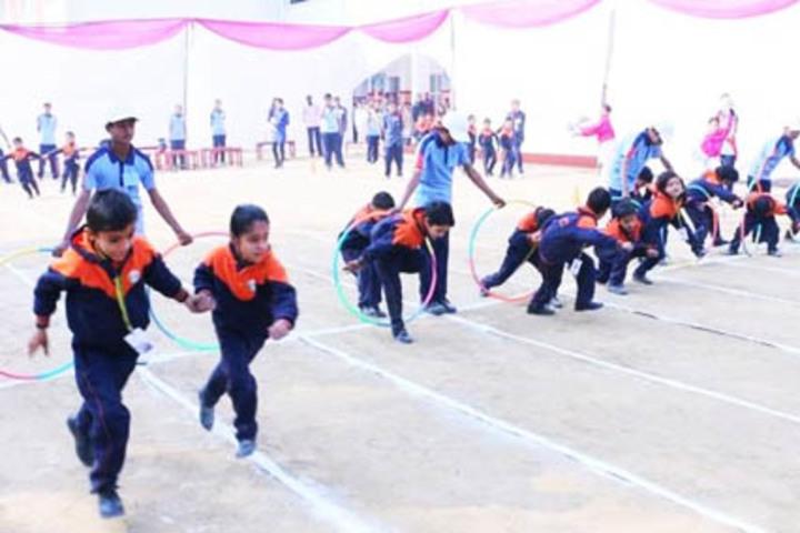 P G M International School-Sports