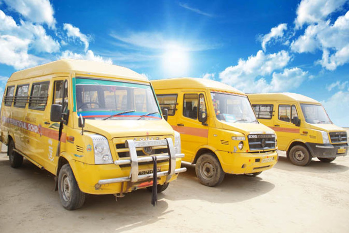 P G M International School-Transport