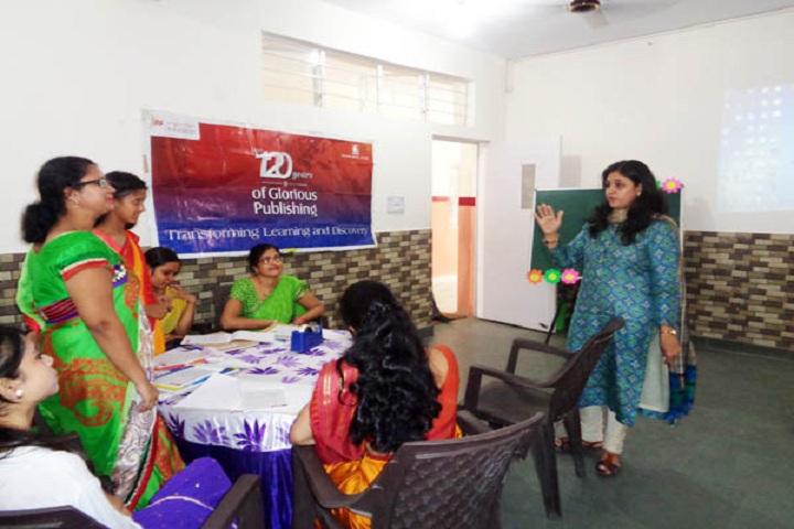 P G M International School-Workshop