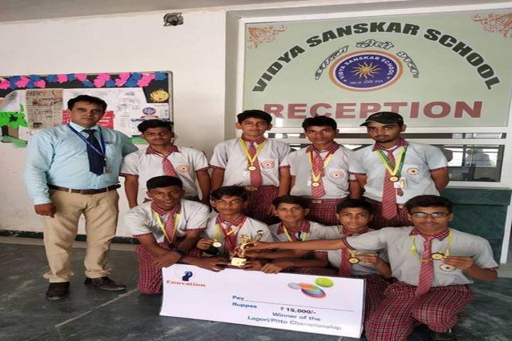 Vidya Sanskar School-Achievements