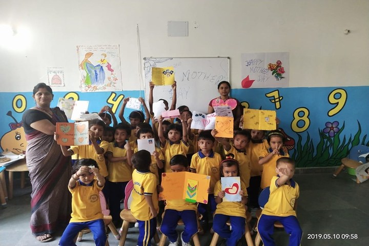 Vidya Sanskar School-Activity