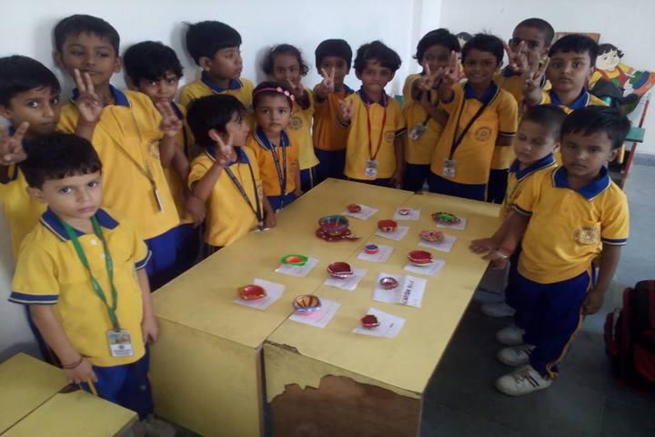 Vidya Sanskar School-Art