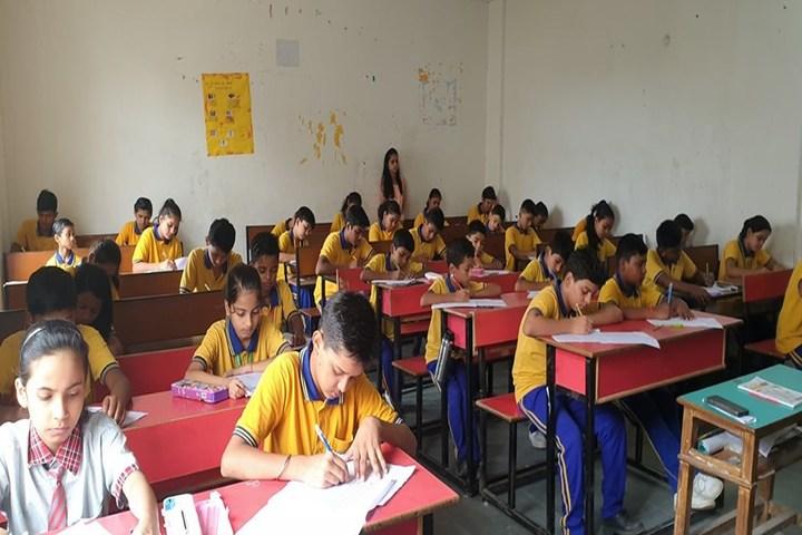 Vidya Sanskar School-Classroom