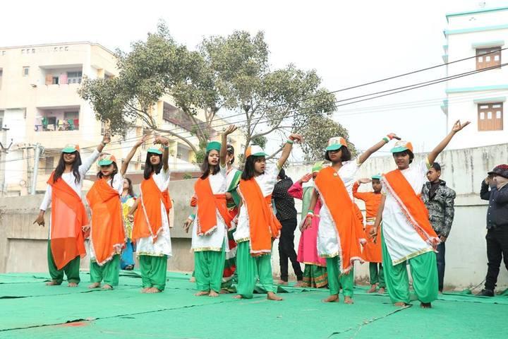 Vidya Sanskar School-Independence Day