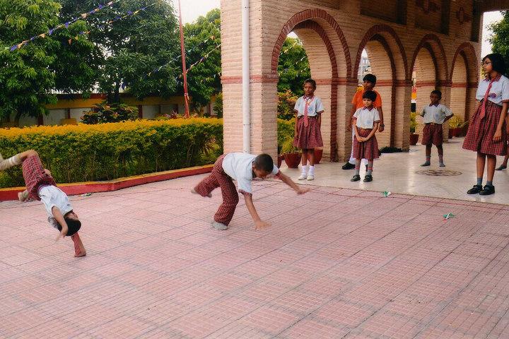 Vidya Sanskar School-Sports