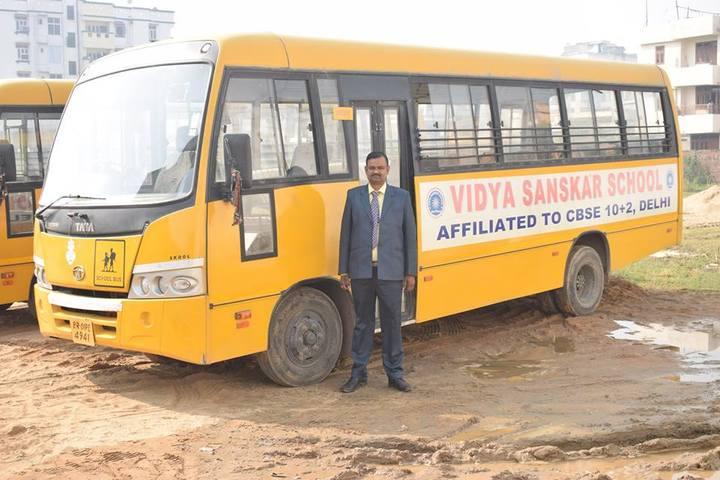Vidya Sanskar School-Transport