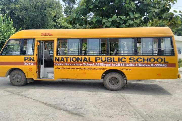 P N National Public School-School Transport