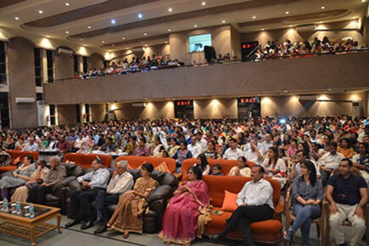 P R Public School-Auditorium