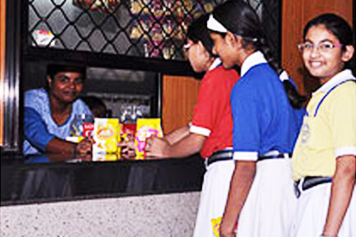 P R Public School-Canteen