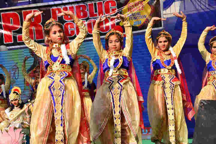 P R Public School-Cultural Fest