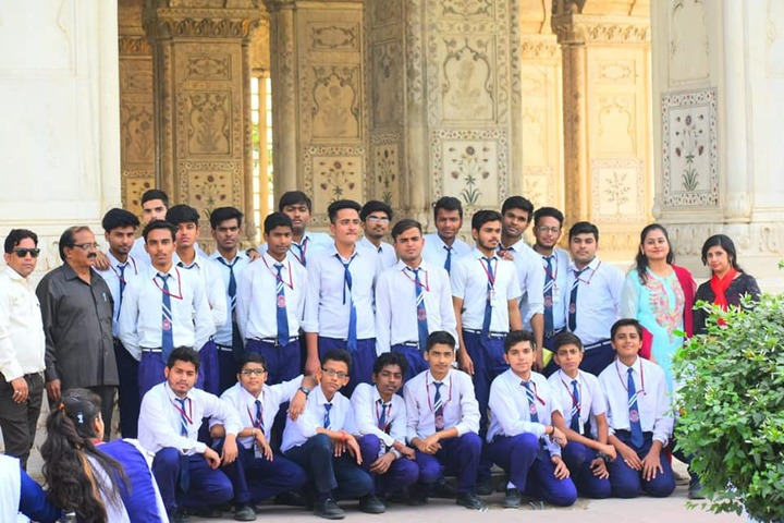 P R Public School-Educational Trip
