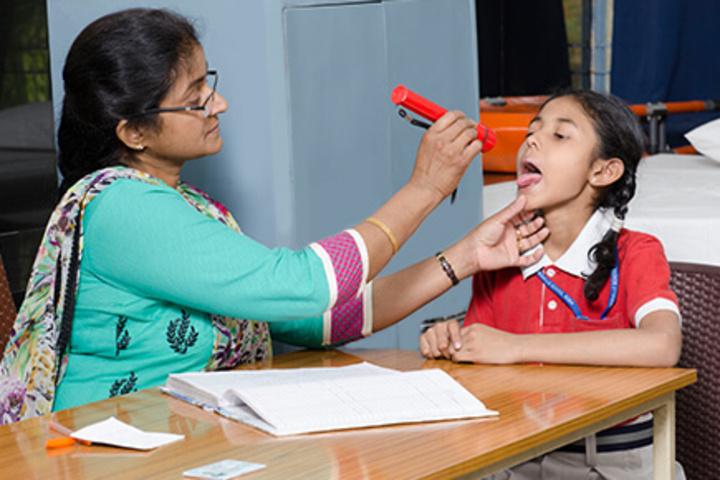 P R Public School-Health