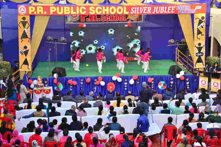 P R Public School-Silver Jublie Celebrations
