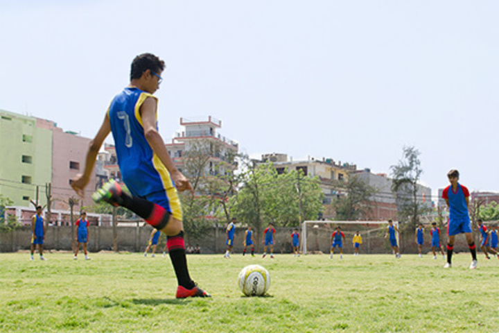 P R Public School-Sports